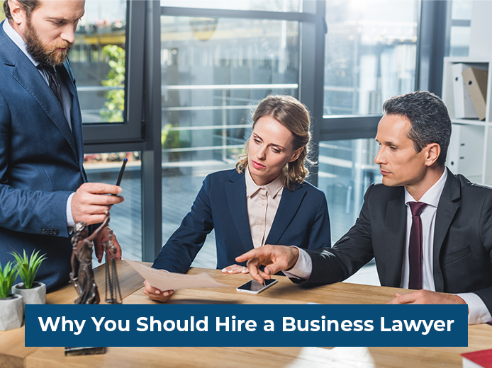 Business Lawyer - Minhas Lawyers