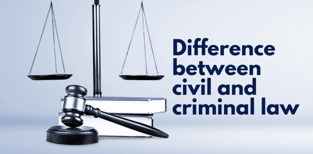 Civil Law & Criminal Law