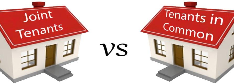 Joint-tenants-v-tennants-in-common